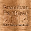 Bild Logo CILING-Premium-Partner 2014