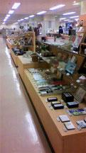 百貨店食器売場