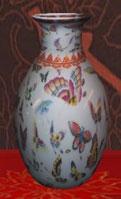 Vase chinois (Mesh original)
