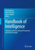 Handbook of intelligence book cover