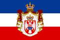 Flag of the KIngdom of Yugoslavia  1930s