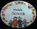 Family Bobbel Rot-gelb-orange