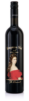 "Winery Küssler, Austria, Empress Sisi Red ""The Dominant"""