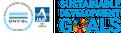 ISO認可、SDGsロゴ