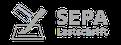 Cleanboxone.de, Startseite, Icon Sepa Lastschrift in schwarz weiß