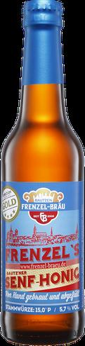 Frenzel's Bautz'ner Senf-Honig