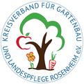 Logo Gartenjahr 2021, Kreisverband Rosenheim