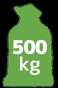 500 kilogramów