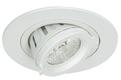LED Einbauleuchtenset Pils für Deckenausschnitt von 81 bis 90mm