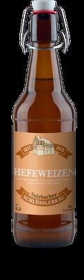 Sulzbacher Schlösslebräu Hefeweizen