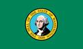 Washington Sate flag