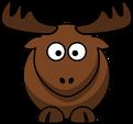 Elch (Pixabay)