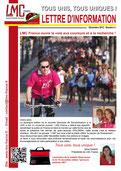 LMC France I am shurik'n Newsletter N°4 lettre information leucemie myeloide chronique cancer sang