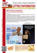 LMC France Newsletter N°5 lettre information leucemie myeloide chronique cancer sang