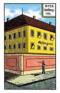 Karten legen lernen Kipperkarten Bedeutung Deutung Gefängnis