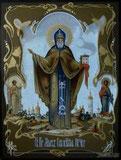 Преподобний Марк, гробокопатель