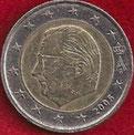 MONEDA BÉLGICA - KM 231 - 2 EUROS - 2.005 - CUPRONÍQUEL - LATÓN - BIMETÁLICA (BC-/VG-) 3,50€.