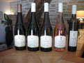 La Raucouliere, chambres d' hôtes:  vins à déguster