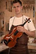 Bubenreuth Geigenbauer Ebersberger Geige Bratsche Cello