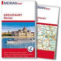 MERIAN live! Reiseführer Kreuzfahrt Donau Mit Kartenatlas im Buch und Extra-Karte zum Herausnehmen
