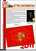 LMC France Newsletter N°1 lettre information leucemie myeloide chronique cancer sang
