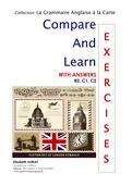 Grammaire anglaise niveaux B2 à C2, 1ères, terminales, adultes, étudiants, le livre d'anglais pour maîtriser la grammaire anglaise et valider les niveaux B2 à C2
