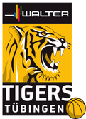 Walter Tigers Tübingen Logo -  Basketball