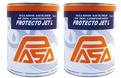 Sellador asfáltico que se emplea principalmente en el sellado de juntas horizontales donde se requiera un sellador elástico resistente a hidrocarburos.