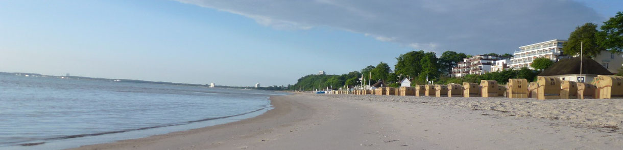 Ferienwohnungen an der Ostsee in der Lübecker Bucht