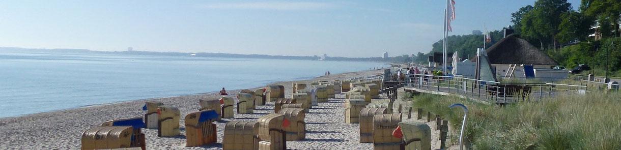 Ferienwohnungen Ostsee in der Lübecker Bucht