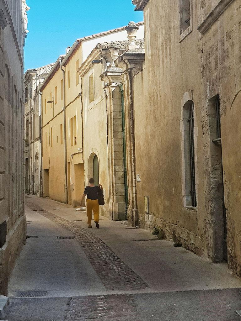 Avignon, die Stadt meiner Urgroßmutter
