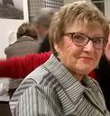 Monique Francheteau : Secrétaire adjoint