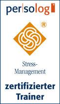 Zertifizierter Trainer persolog® Stressmanagement-Modell