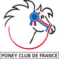 Logo Label Poney Club de France