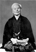 Gichin Funakoshi Senseï (1868-1957)
