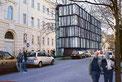 Gerichtsgebäude St. Pölten, Umbau und Erweiterung  © KNAUER ARCHITEKTEN