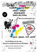 rockandco concert secours populaire Dormans 2020