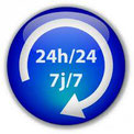 Réservez votre séjour en ligne 24h/24