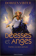 Déesses et anges, Pierres de Lumière, tarots, lithothérpie, bien-être, ésotérisme