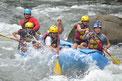 Combo Rafting & Canyoning