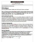 Pressetext Steinzeit - Expedition Neuguinea