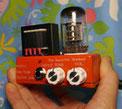 one tube guitar amp