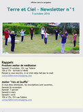 "Qi Gong Saint-Cloud Association "" Terre et Ciel """