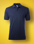 bedrucke Cotton Polo SG50