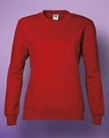 bedrucke Ladies' Sweatshirt SG20F