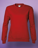 Textildruck Ladies' Sweatshirt SG20F