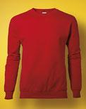 Masstabelle Sweatshirt SG20