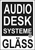 Audio Desk Systeme Gläss Schallplattenwaschmaschine