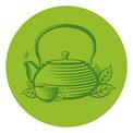 Genuss; Set; Tee; Früchtetee; Kräutertee; Cistuskraut; Wildapfel; Ingwer: Lemon