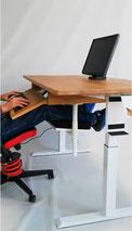 Schreibtisch der Zukunft